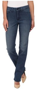 NYDJ Plus Size New With Tags 20w Straight Leg Jeans-Distressed