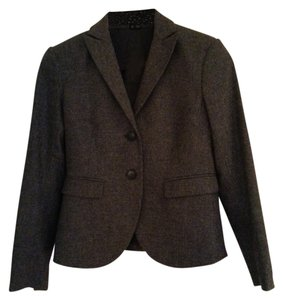 Theory Charcoal Grey Blazer