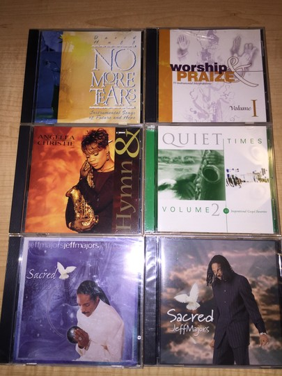 Other Sacred & Gospel Instrumentals, 6- CD Set; Various Artists [ SisterSoul Closet ]