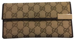Gucci Original GG Continental Wallet