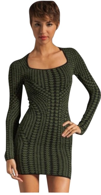 Torn by Ronny Kobo Black Hannah Long Sleeve Above Knee Short Casual Dress Size 8 (M) Torn by Ronny Kobo Black Hannah Long Sleeve Above Knee Short Casual Dress Size 8 (M) Image 1