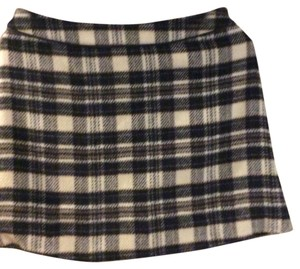 Abercrombie & Fitch Mini Skirt Plaid