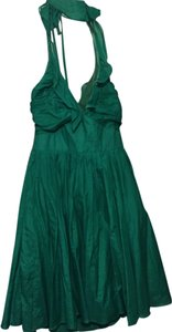 Arden B short dress Green on Tradesy