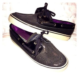 Sperry Black Athletic