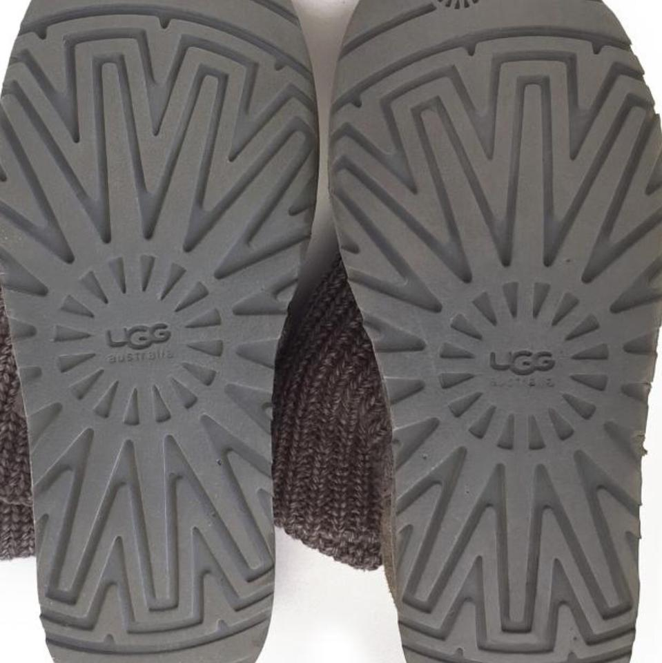 Ugg Australia The Classic Cardy Sweater Bootsbooties Size Us 7