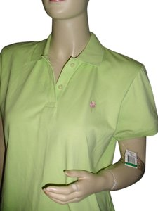 Lilly Pulitzer Top asparagus green