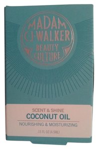 Madam C.J. Walker Madam C. J. Walker Beauty Culture Scent & Shine Coconut Oil For Hair