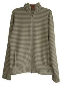 Lululemon stripe luon zip up hoodie jacket for men