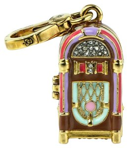 Juicy Couture Juicy Couture Rock'n Couture Vintage Music Juke Box Charm