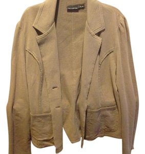 The limited . Like New Cotton Blazer Comfy Color Sweater