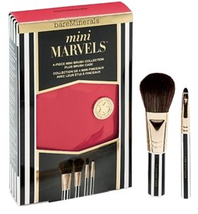 bareMinerals BareMinerals Mini Marvels 4-Piece Mini Brush Collection