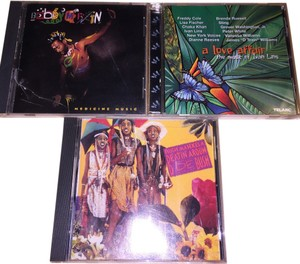 Other World Jazz 3- CD Set; Hugh Masekela, Bobby McFerrin, Ivan Lins [ SisterSoul Closet ]