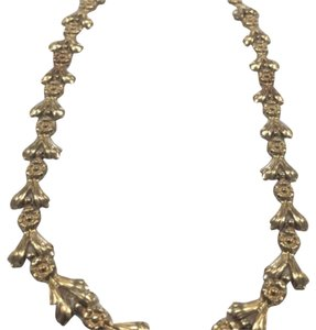 Tiffany & Co. Vintage 14k Gold Tiffany Necklace