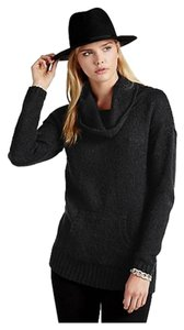 Lucky Brand Cowl Cotton New Sweater