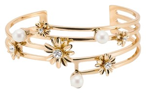 Kate Spade Dazzling Daisies Stacked Cuff