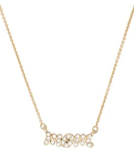 Kate Spade Say Yes Pave Mom Necklace