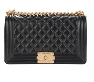 Chanel Old Medium Cross Body Bag
