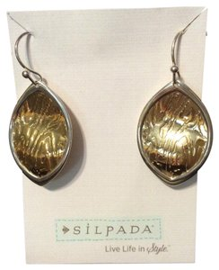 Silpada NEW SILPADA TIMBER EARRINGS