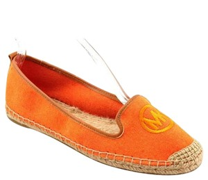 MICHAEL Michael Kors Orange Flats