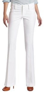 Lilly Pulitzer Boot Cut Pants Resort White