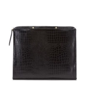 Twelfth St. by Cynthia Vincent Black Clutch