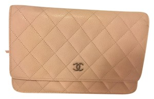 Chanel Leather Cross Body Bag