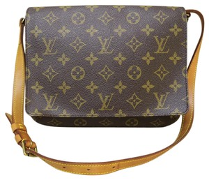 Louis Vuitton Lv Musette Tango Shoulder Bag
