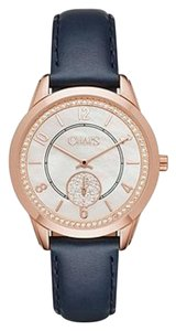 Chaps Chaps Women's Kasia Rose Gold-Tone Watch CHP1011