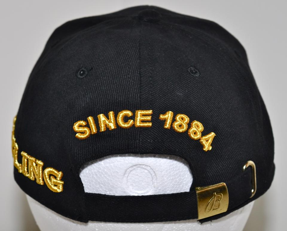 df8e6913f3a Breitling BREITLING Black Gold Stitched 130th Anniversary Chronograph Watch  Hat. 1234567891011