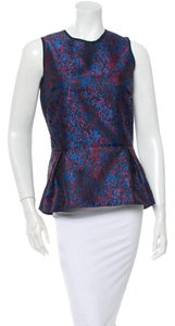 Timo Weiland Top Blue violet, maroon