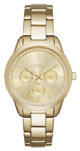 Chaps Chaps Women's Kasia Gold-Tone Chronograph Watch CHP3006