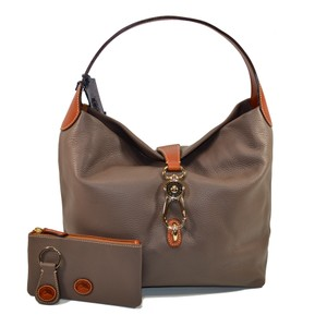 Dooney & Bourke Logo Lock Shoulder Bag