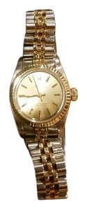 Rolex Lady Rolex No Date 18K/SS Oyster Perpetual Watch