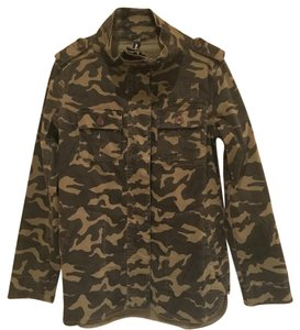 DESIGN LAB Military Jacket