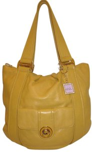 Michael Kors Nwot Leather Yellow X-lg Hobo Bag