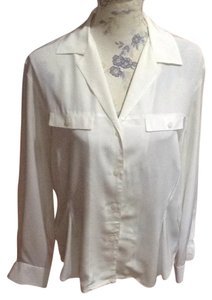 Dior Button Down Shirt Cream