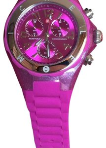 Michele Nwt Michele Tahitian Jelly Watch