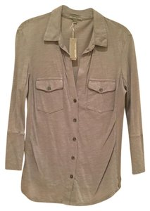 James Perse Button Down Shirt Sailor