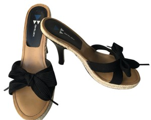 Daniblack Black Sandals