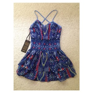 bebe short dress Print on Tradesy
