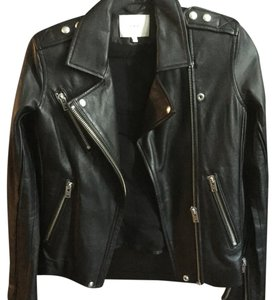 IRO Moto Leather Motorcycle Jacket