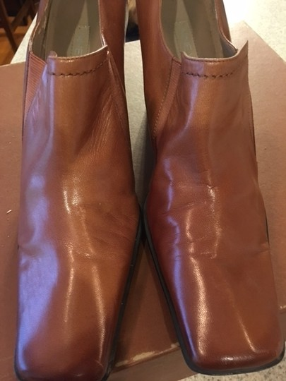 Nine West Leather brown Boots Image 9