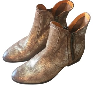 Seychelles Gold Boots