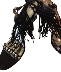 Guess Studded Black/silver Sandals
