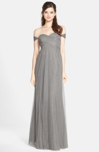 Jenny Yoo Sterling Grey Jenny Yoo Willow Dress