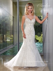 Karelina Sposa C8021 Wedding Dress