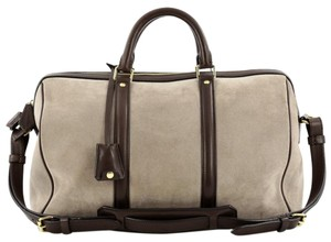 Louis Vuitton Calf Leather Travel Bag