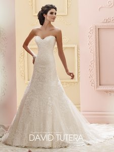 David Tutera For Mon Cheri 215265 Wedding Dress