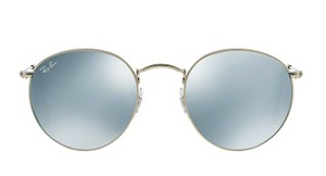 Ray-Ban RB 3447 019/30 Perfect Round Silver Mirror