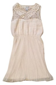 Other short dress Off white on Tradesy